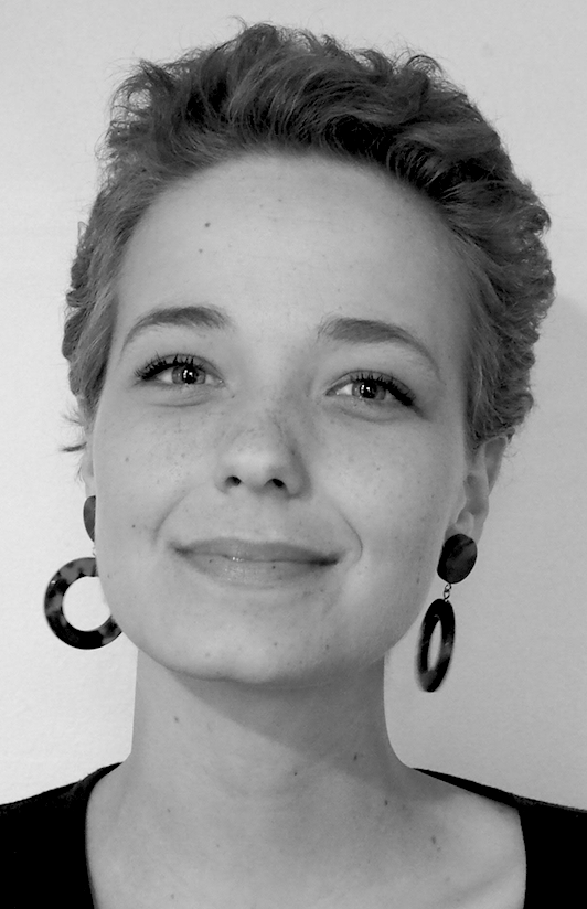 Portrait d'Anna Saillard
