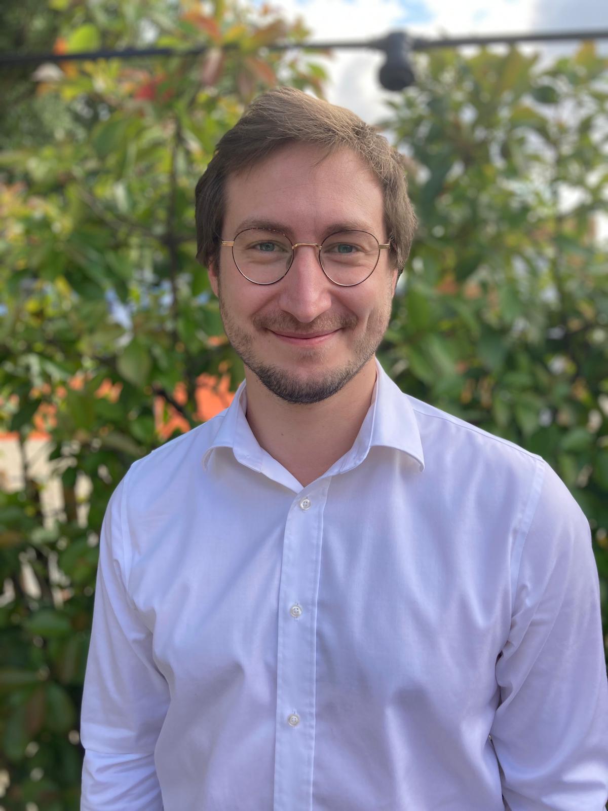 Portrait d'Alexandre Lieb